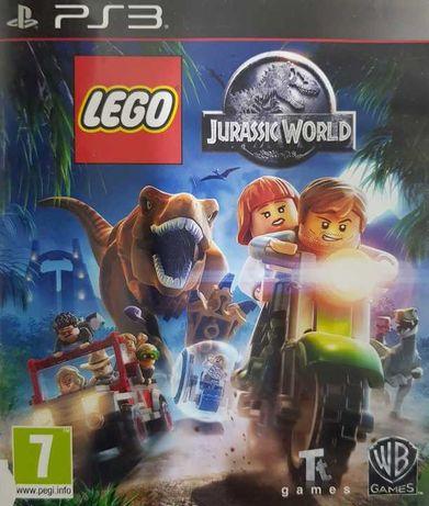 Lego Jurassic World Polska Wersja PS3 Playstation 3 Kraków