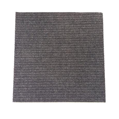 Dywanik, dywan  kostka szary 50x50cm ilość 50sztuk
