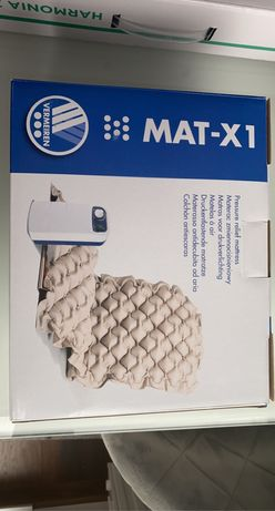 Materac zmiennociśnieniowy przeciwodleżynowy nowy vermeiren mat-X1
