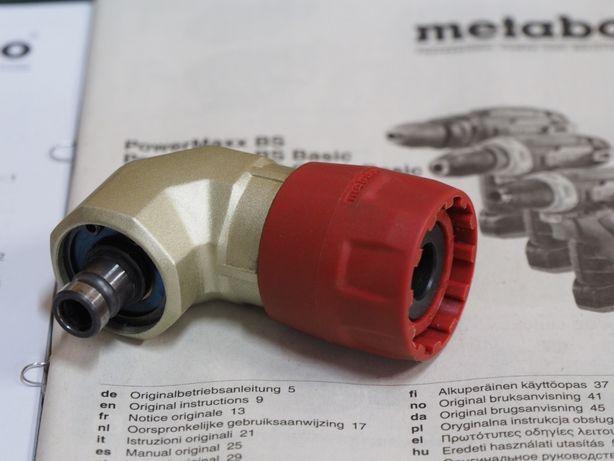 METABO uchwyt kątowy wkrętarka Powermaxx 12v 10,8v BS 18 quick
