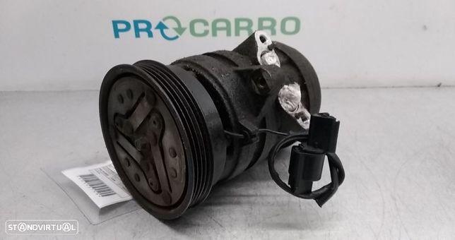 Compressor Do Ar Condicionado Hyundai Atos Prime (Mx)