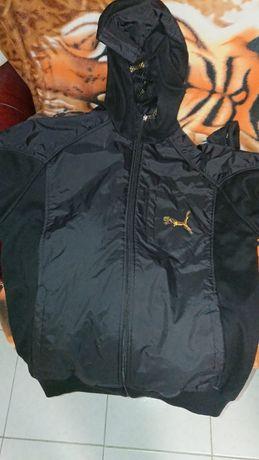 Bluza puma/kurtka z kapturem