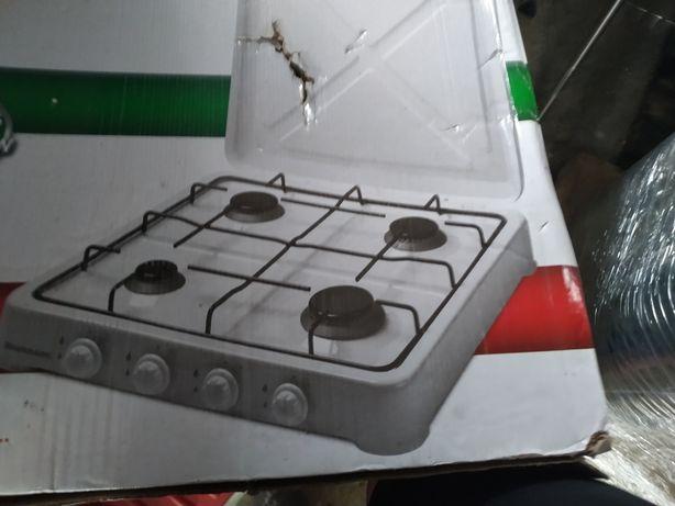 Kuchenka gazowa turystyczna 4 palnikowa