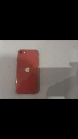 Nowy nie uzywany iphone SE 2020 RED