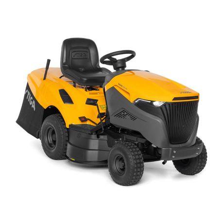 Traktorek Stiga Estate 5092 HW ST 600 Twin - Baras