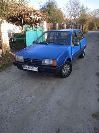 Автомобілі ВАЗ 2109