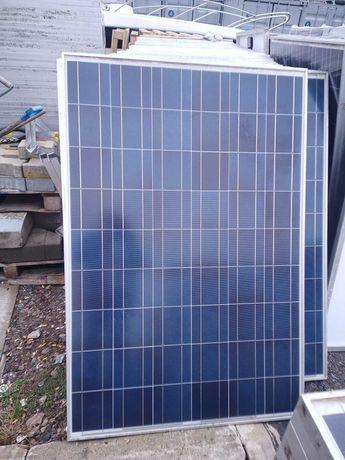 Panele fotowoltaiczne Hyundai 206 W parametry prądowe jak nowym panelu