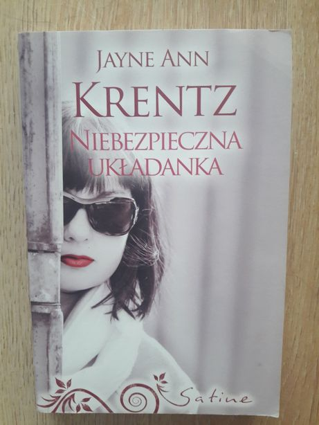 Niebezpieczna układanka Jayne Ann Krentz