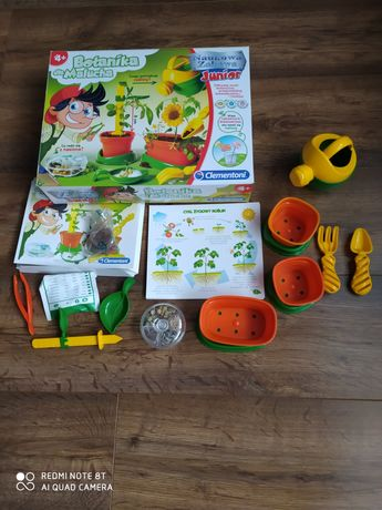Clementoni Botanika dla malucha