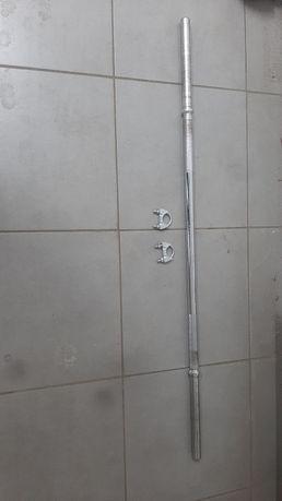 Gryf prosty 140cm sztanga