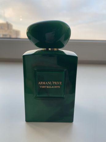 Armani/prive Vert Malachite 100 ml новый