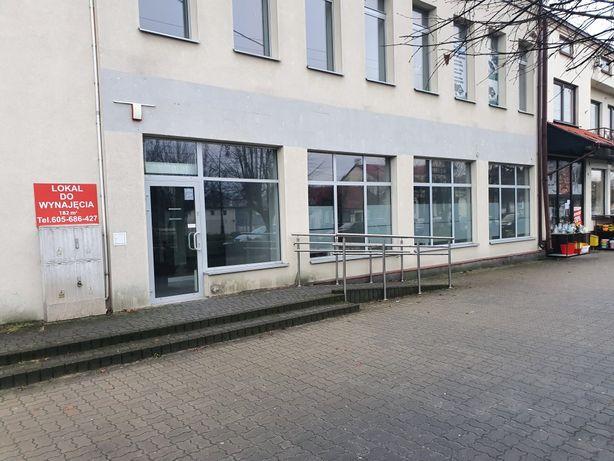 Lokal Handlowo - Usługowy 182m Białobrzegi