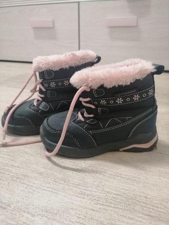 Buty zimowe Lupilu r. 25