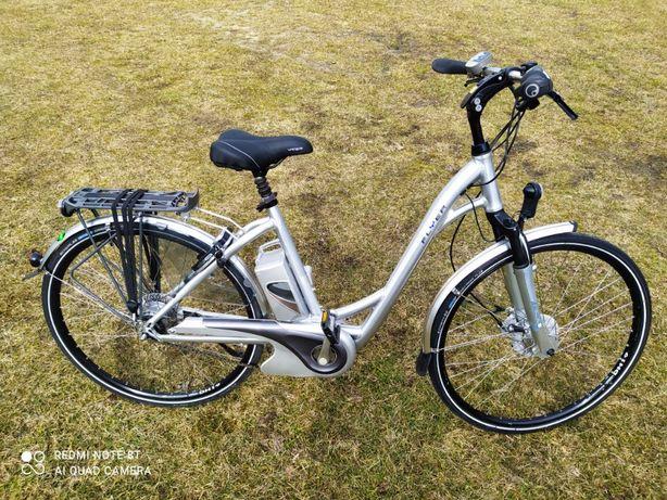 Rower Elektryczny Flyer Shimano Nexus