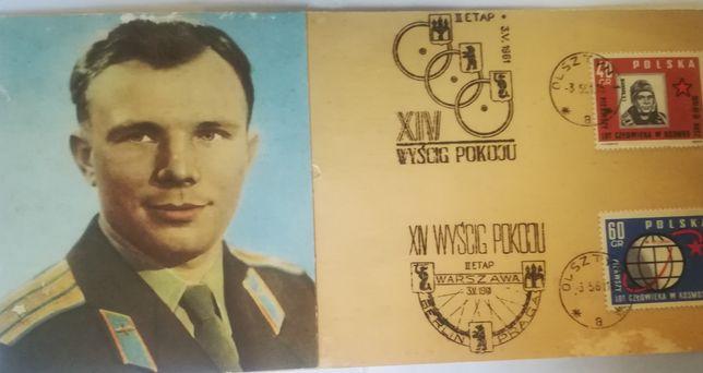Wyścig Pokoju, Gagarin, PRL