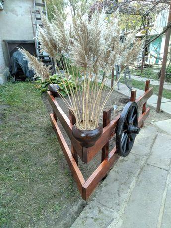 деревянный заборчик, забор ограждение декоративное парканчик