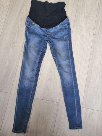 Spodnie ciążowe rozmiar S h&m
