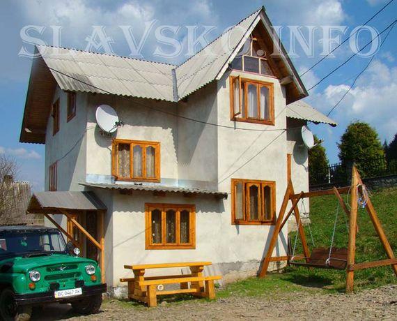Здається будинок у Славську!!!