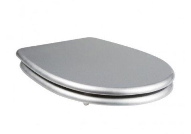 Deska wolnoopadająca noli cooke&lewis nowa srebrna
