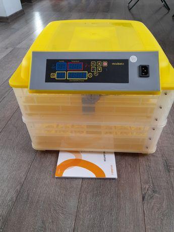 Imkubator do wylęgu jaj 96 jaj kurzych model IN-96DDDI, IN-112DDI