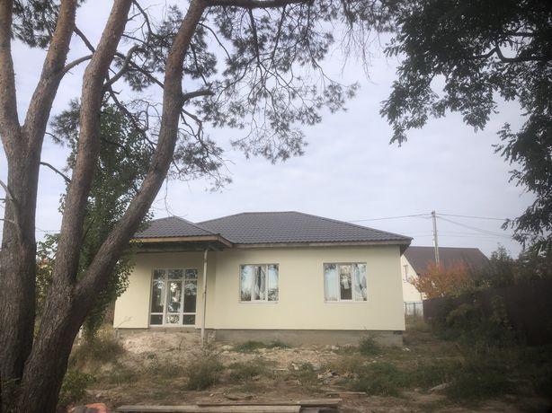 Одноэтажный дом под лесом с. Новое (Боярка)