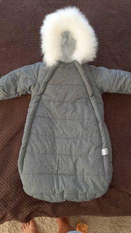 Дитячий зимовий кокон