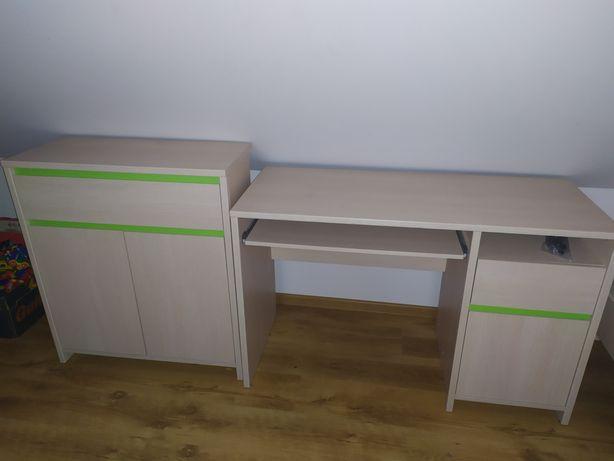 Biurko dziecięce