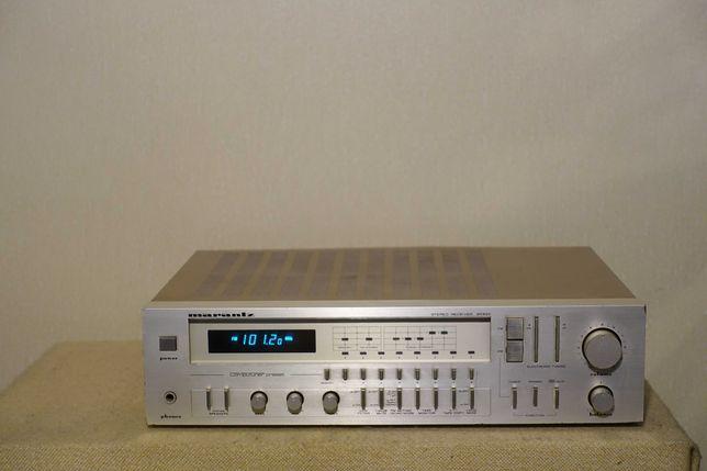 Красивый HI-FI стерео ресивер 80-х MARANTZ SR-620 (2х60Вт)