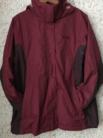 Куртка мембранная,ветровка Regatta весна-осень, L-XL,EUR42,см замер