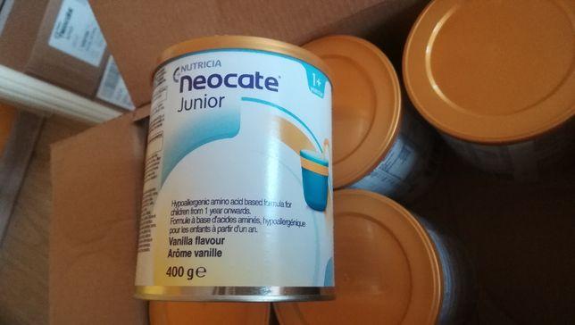 specjalistyczne mleko neocate junior 400 g 6 PUSZEK (1x80 zł)