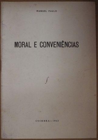Livro: Moral e Conveniências de Manuel Paulo
