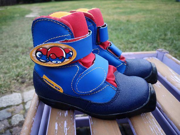 Salomon buty biegowe narciarstwo r. 29