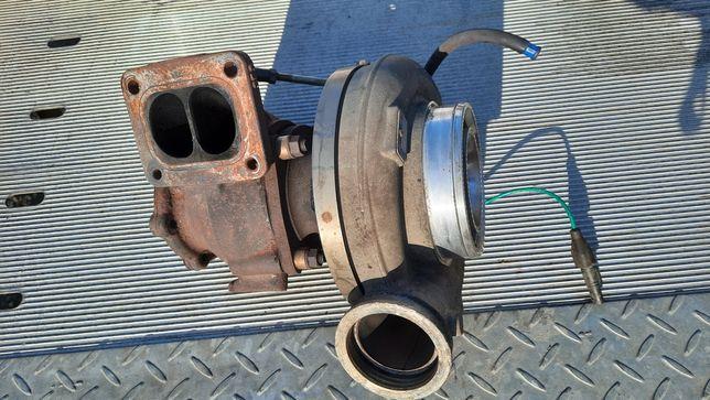 Turbo actros mp4 euro6