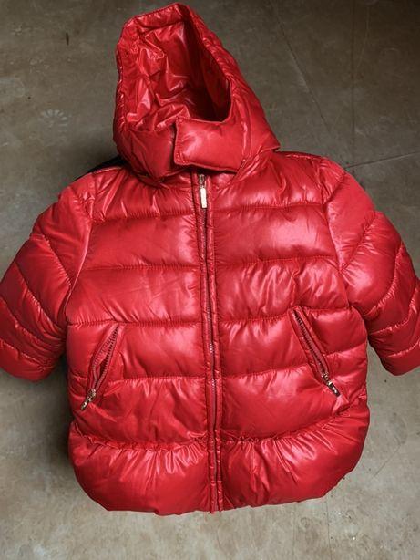 Зимова куртка Mayoral