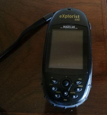 GPS eXplorist 600 da Magellan