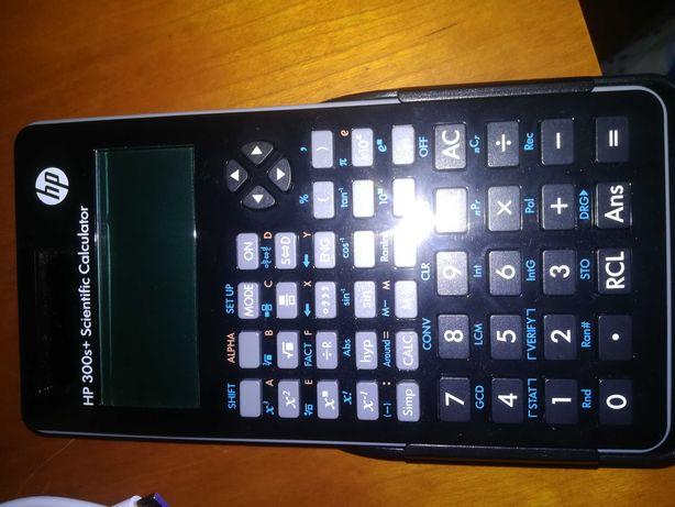 Maquina de calcular HP 300s+Scientific Calculator