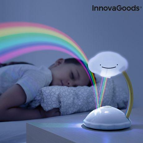 Projector LED Nuvem Arco-Iris