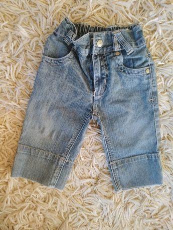Dżinsy spodnie Tik&Tak 86 12 -18 mieś dla dziewczynki 1,5 do 2 lat