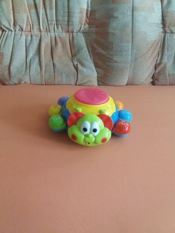 Детская игрушка музыкальный жук