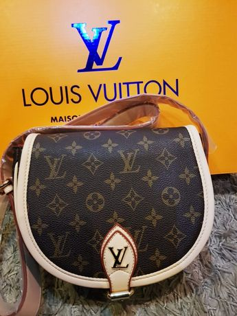 Torebka listonoszka Louis Vuitton Premium Pudełko