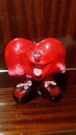 Копилка - сердце