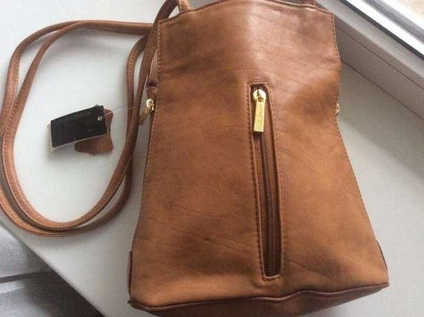 сумка Италия Valentino кожа - 2900; сумочка миниатюрная 470 подарок