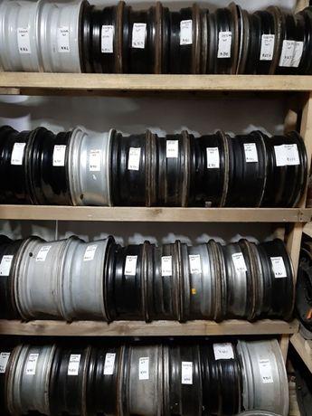 Розпаровка Запаска І продаж металевих дисків поштучно