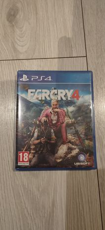 Far cry 4 ps 4 pl