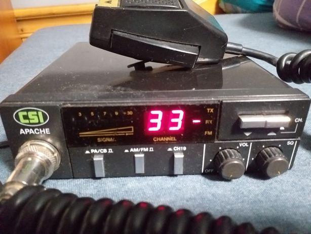 Cb - radio Apashe CSI