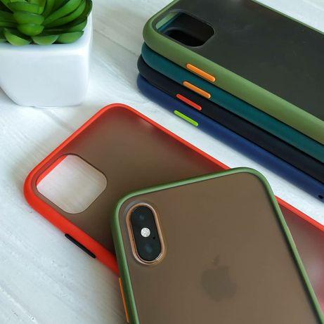Матовый чехол для iphone 6s 7 8 Plus X r Xs Max 11 Pro se 2020 OnePlus