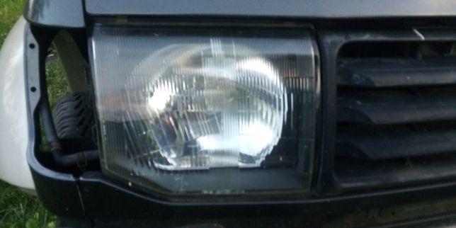 Фари мітсубісі паджеро вагон  2
