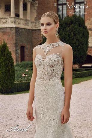 Продам свадебное платье от фирми Armonia