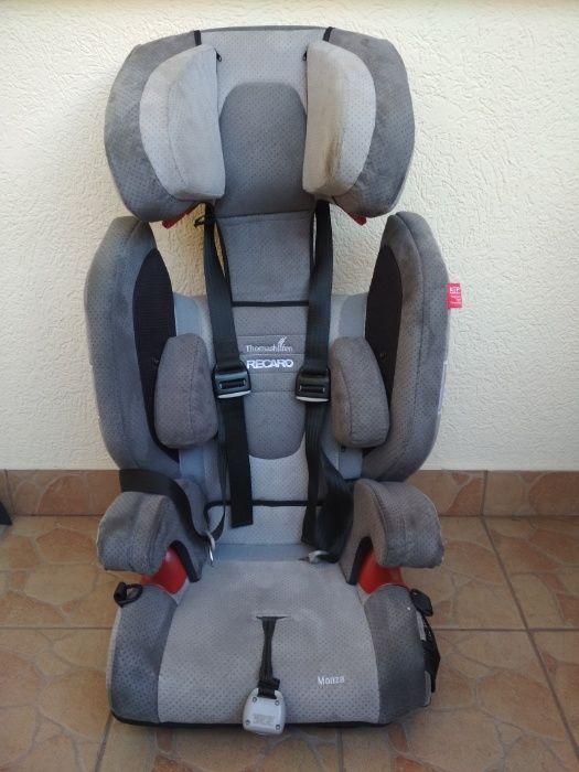 Fotelik samochodowy Recaro reha monza 15-50kg