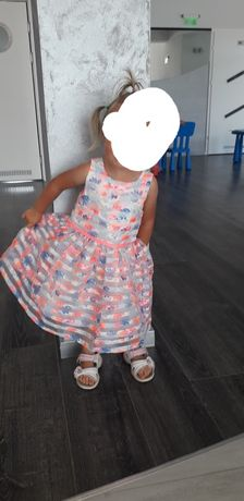 Piękna sukienka. Stan idealny